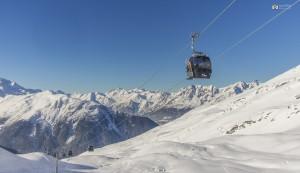 See im Paznauntal - Tirol, Austria // Bergbahnen See Winter 2014/15
